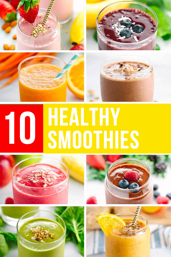 10-healthy-smoothie-recipes
