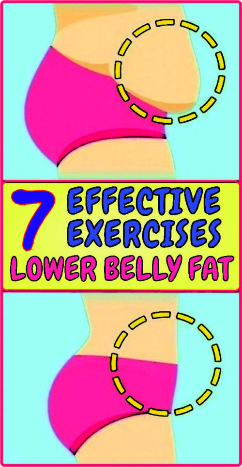 7 Effective Exercises to Lower Belly Fat
