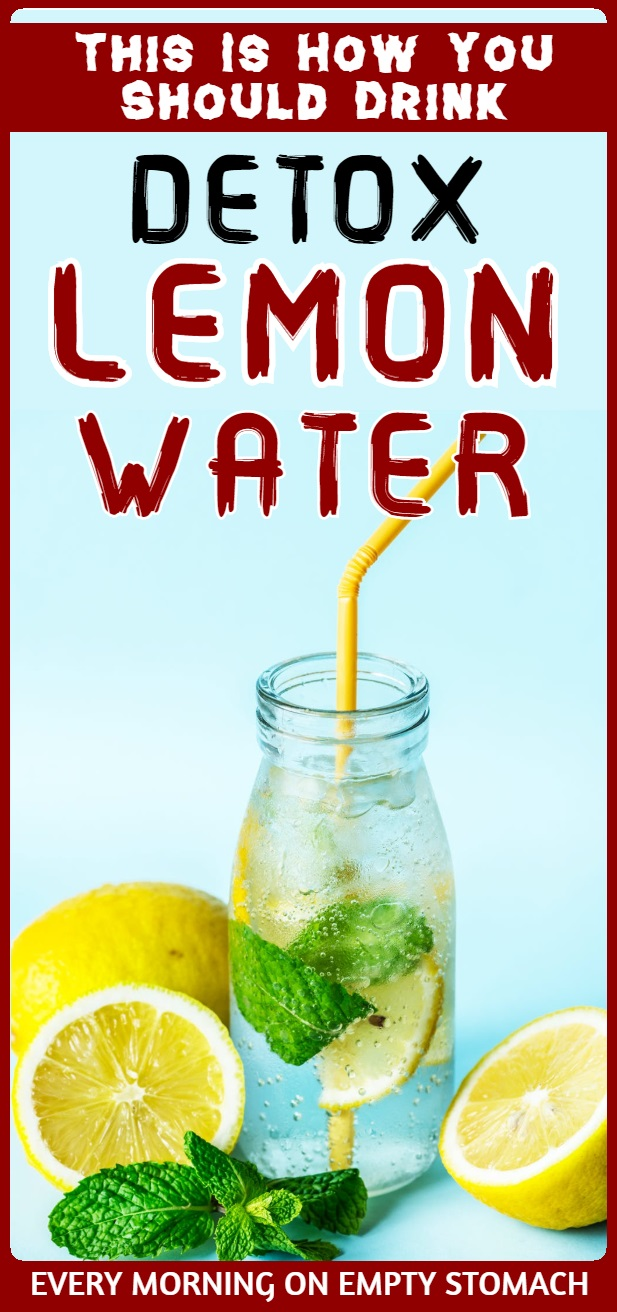 How-to-drink-lemon-detox-water