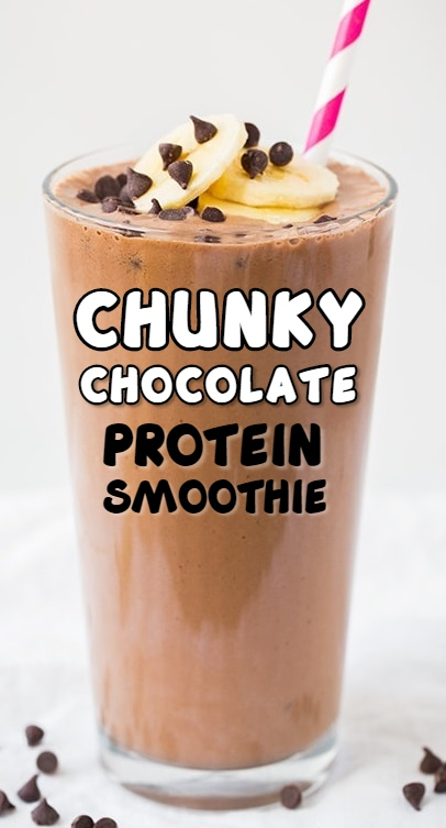 chunky-chocolate-protein-smoothie