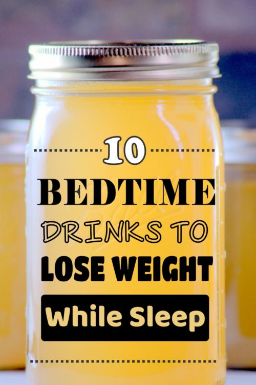 10-bedtime-drinks-that-reduce-stomach-fat-