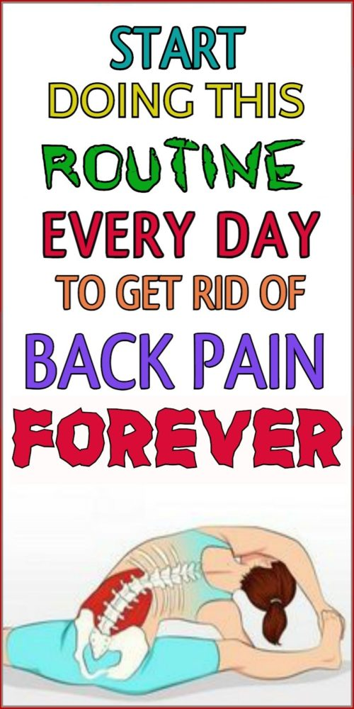 back pain exercise for period treatment