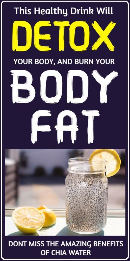 Chia-Water-To-Detox-Your-Body-&-Burn-Body-Fat