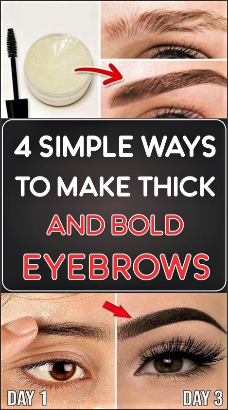 How-to-Make-Thicker-and-Bold-Eyebrows-And-Grow-Eyebrows-Faster-