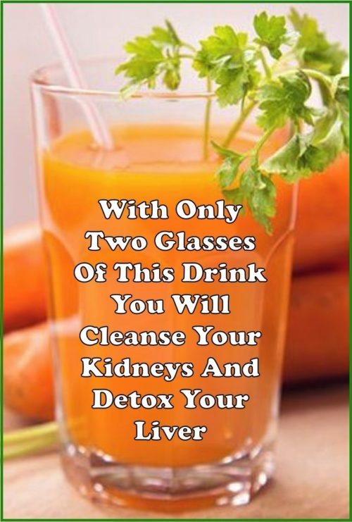 cleanse-your-kidneys-with-a-carrot-and-cucumber-drink